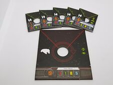 Star Wars X-Wing Miniatures Game Imperial Ship Token Cards New