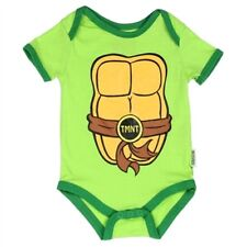 NWT BABY BOY CLOTHES TEENAGE MUTANT NINJA TURTLES SZ 0-3, 3-6, 6-9 MONTHS