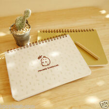 Molang Scheduler Ver.2 Cute Undated Diary Planner Journal Organizer Agenda