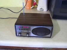 Rare Vintage Bearcat BC-6 Scanner From The Late 1970's Works & Looks Good