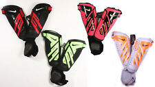 Nike Protegga Shield Soccer Anatomical Shin Guards W/Nike guard lock ADULT