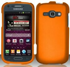 ORANGE Snap-On Cover for Samsung Galaxy Ring / Prevail 2 II SPH-M840