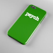 New PSYCH TV SERIES Case For Iphone 4 4s 5 5s 5c 6 6 plus