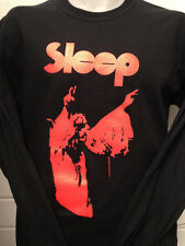 SLEEP BLACK SHIRT holy mountain orange goblin electric wizard vinyl cd