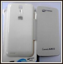NEW DAIRY FLIP FLAP COVER CASE POUCH FOR micromax canvas juice a77 a 77