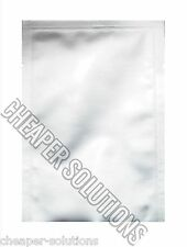!NEW STOCK! Mylar Heat Seal Smell Proof Aluminium Foil Bags Pouches Sachets Food