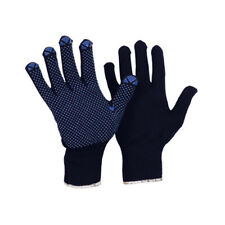 50 Pair Work gloves with PVC-NAP Knitted gloves Dots gloves