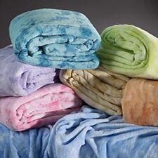 King-size Soft Fleece Blanket Warm Comfortable Smooth Cozy Large Bed Toasty