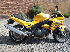 "Triumph SPRINT RS Canary Yellow [W] Reg 26900 Miles ""Sold With A Full Mot"""