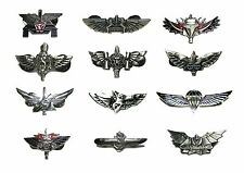 army  israel defense forces warrior uniform pin pins Customized selection new
