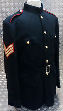 Genuine British Army Royal Artillery No1 Dress OR Tunic w Epaulettes All Sizes