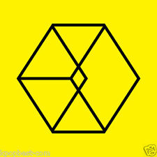 EXO LOVE ME RIGHT(2nd Album REPACKAGE) Korean Ver CD+Photobook+Photocard+Poster