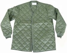 Genuine Swedish Army Issue Extreme Cold Weather Quilted Jacket Liner Unissued