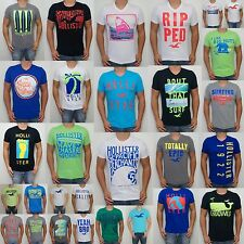 NWT HOLLISTER HCO Men BREAKWALL SO CAL Graphic TEE T Shirt By Abercrombie
