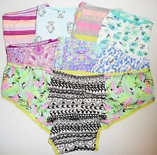 NEW Victoria's Secret Cotton Low Rise Ruched Back Hiphugger Panty - You Pick