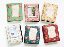 64 Pockets Photo XI Album Mini Fuji Instax Polaroid US Name Card 7s 8 25 50s 90