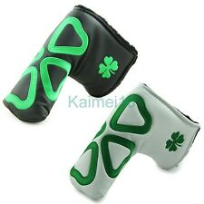 Clover Putter Cover Headcover For Scotty Cameron Tour Ping Callaway Anser Blade