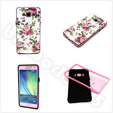 Peony Flower 2in1 Glossy Anti-Shock Hybrid Soft Rubber TPU Case Cover for phones