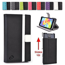 KroO 2Tone Matrix Universal Transforming Case Cover Stand for Smart-phone MLMR3