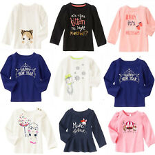 Gymboree Baby Girl Long Sleeve Top 18 24 2T 3T You Pick!  NWT