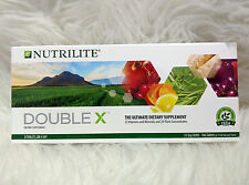 Amway Nutrilite Double X Vitamin/Mineral/Phytonutrient 31day Refill A0244