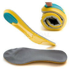 Sport Insert Shoe Gel Orthotic Insole Support Heel Cushion Running Increase Pad