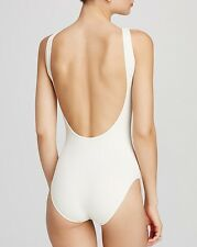 NEW Free People Intimately Seamless Scoop Back Bodysuit Ivory Size XS/S-M/L $38