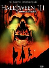 Halloween 3: Season of the Witch (DVD, 1998)
