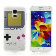 Cases Apple HTC LG Sony Samsung Cover Case Case Silicone Nintendo Gameboy