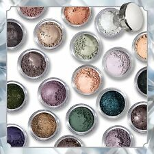 NEW BareMinerals Eyecolor From Degrees of Dazzling and 7 Ways to Bare Collection
