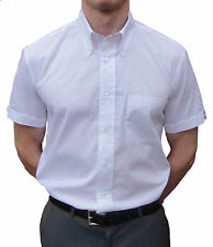 WHITE SHORT SLEEVE SHIRT WARRIOR SKINHEAD SKA MODS RETRO NORTHERN SOUL SCOOTER