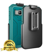 HTC ONE M9  Tough & Armor Rugged [Defender PRO] Case + Belt Clip Holster | Teal