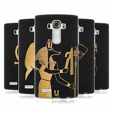 HEAD CASE ICONS OF ANCIENT EGYPT SOFT GEL CASE FOR LG G4