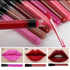Liquid Lip Gloss Matte Lipstick Lip Pen Long Lasting Beauty Makeup Waterproof