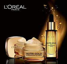 L'Oreal Nutri-Gold Extraordinary Oil Cream Esential Oils Rosemary Jasmine Argan