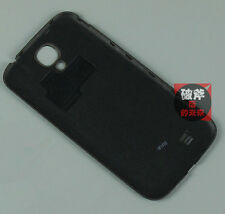 Door Rear Panel Battery Back Case Cover Replacement For Samsung Galaxy S4 Black