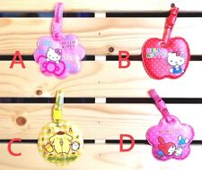 Sanrio Hello Kitty/Purin/My Melody Cute Name Tag for Backpack/Handbag/Luggage