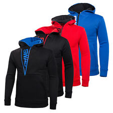 Men's Slim Warm Hooded Sweatshirt Zipper Coat Jacket Sport Outwear Sweater M-4XL