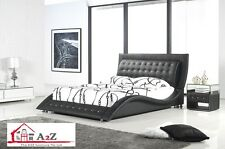 Brand New Angel Queen/King PU Leather Bed Frame **EXPRESS DELIVERY**
