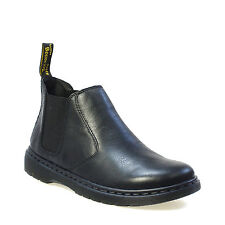 DR.MARTENS /CONRAD /BLACK OVERDIVE   BOOTS- UK MENS SIZES 7,10,11,12