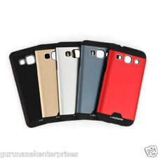 Motomo Metal Aluminum Brushed Hard Cover For Samsung Galaxy Grand Quattro I8552