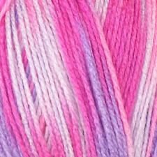 Robin Paintbox DK Double Knit Multi Coloured Acrylic Knitting Wool Yarn 100g