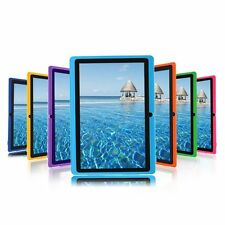 """7"""" Google Android 4.2 Tablet PC for Kids Children Dual Cameras WiFi Colors"""
