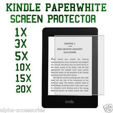 Crystal Clear Film LCD Screen Protector Lot For Amazon Kindle PaperWhite WiFi