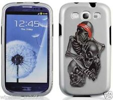 SKELETON Snap-On Case Hard Cover for Samsung Galaxy S3 SIII