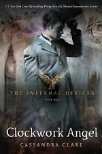 Clockwork Angel (The Infernal Devices Book One) Paperback – 2010 Good Condition