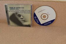 Andrew Hill Point of Departure [Remaster] CD, May-1999, Blue Note