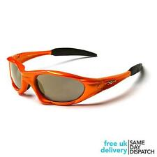 New Sport Cycling Running Mens Ladies Designer Wrap X Loop Orange Sunglasses X1E