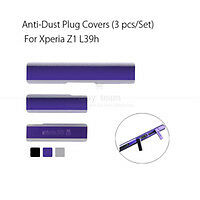 Sony Xperia Z1 Micro SD+SIM Card + USB Port Cover
