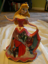 Disney Sleeping Beauty Bell Figurine - Bradford Exchange 321541